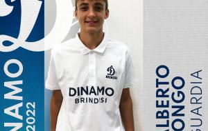 La Dinamo Basket Brindisi investe sui giovani: tesserato Alberto Longo