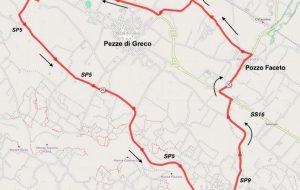 Egnazia Tri a Fasano: le strade chiude per il passaggio della gara