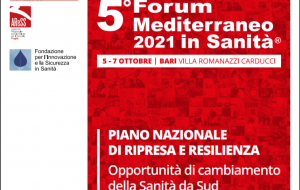 La Asl Brindisi al Forum Mediterraneo in Sanità
