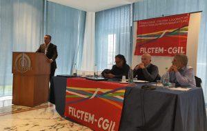 """Transizione energetica, Ilvo Sorrentino (Filctem Cgil): """"Occorrono programmazione e prospettiva, la politica ascolti il sindacato"""""""