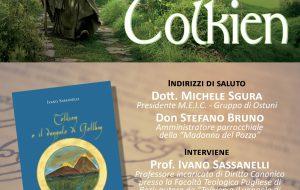 """Venerdì 8 """"L'evangelium secondo Tolkien"""" presso il Teatro della Parrocchia """"Madonna del Pozzo"""" di Ostuni"""