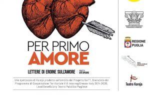 """Domani performance del Teatro Koreja al Chiostro del """"Museo Ribezzo"""" di Brindisi"""