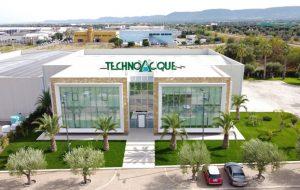 Inaugurato a Fasano il nuovo stabilimento dell'azienda Technoacque