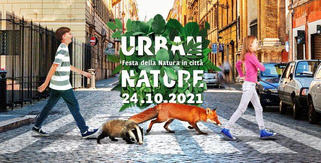 Riparte Urban Nature: domenica 24 la festa promossa dal WWF