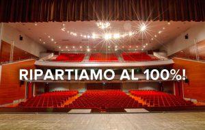 """Fondazione Nuovo Teatro Verdi: """"ripartiamo al 100%"""""""