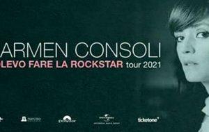 Carmen Consoli chiude la tre giorni di grandi concerti al Capannone ex Montecatini