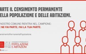 Censimento permanente della popolazione – anno 2021: coinvolto anche il Comune di Brindisi