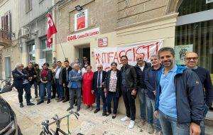 Forze politiche e Sindacati uniti contro ogni forma di violenza anche a Francavilla