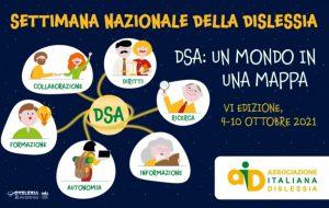 Gli appuntamenti della Settimana Nazionale della Dislessia