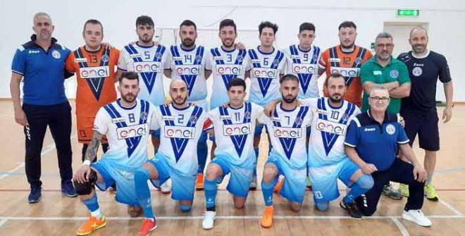 Futsal Brindisi: a Barletta sconfitta condizionata da un episodio