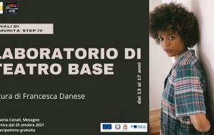 """Progetto """"Canali di comunità"""": a Masseria canali un laboratorio di teatro base gratuito"""