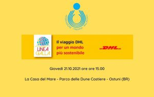 Linea Gialla: a Torre Canne arriva il progetto di sostenibilità di DHL, Marevivo e Federvolley