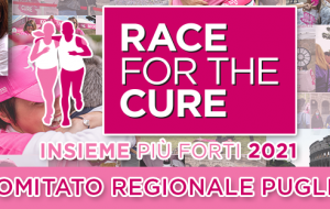 Happy Casa Brindisi a sostegno di Komen Italia per la lotta ai tumori del seno