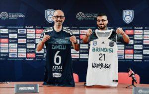 BCL: presentata la maglia ufficiale della Happy Casa Brindisi