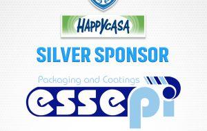 Essepi Srl nuovo Silver Sponsor Happy Casa Brindisi