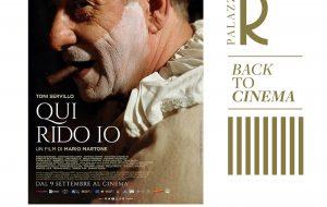 Il grande schermo torna a Palazzo Roma: proiezioni cinematografiche ogni domenica e lunedì