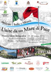 """Proseguono gli eventi di """"Italia-Albania Unite da un mare di pace"""""""